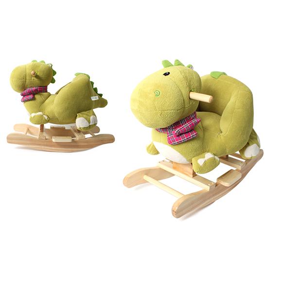 Dinosaure à bascules sonique