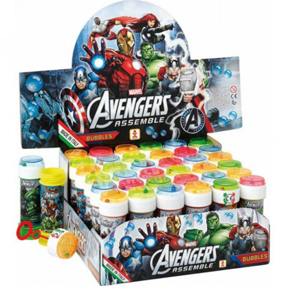 Bulles de savon Avengers 60ml