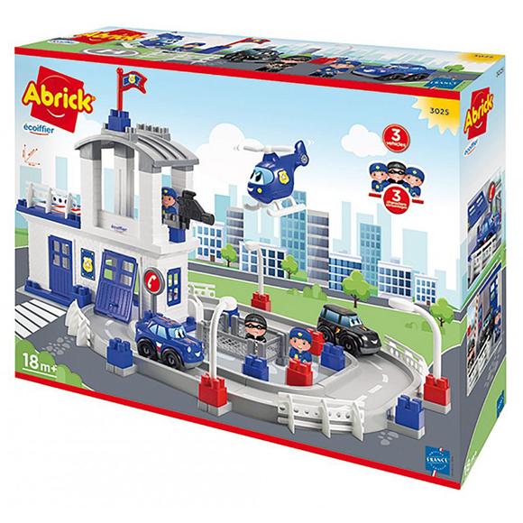 Caserne de police Abrick