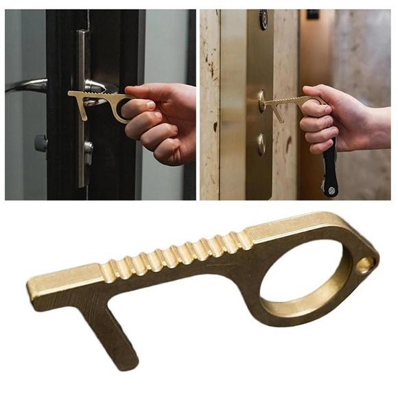 Clé ouvre porte et multi usages sans contact