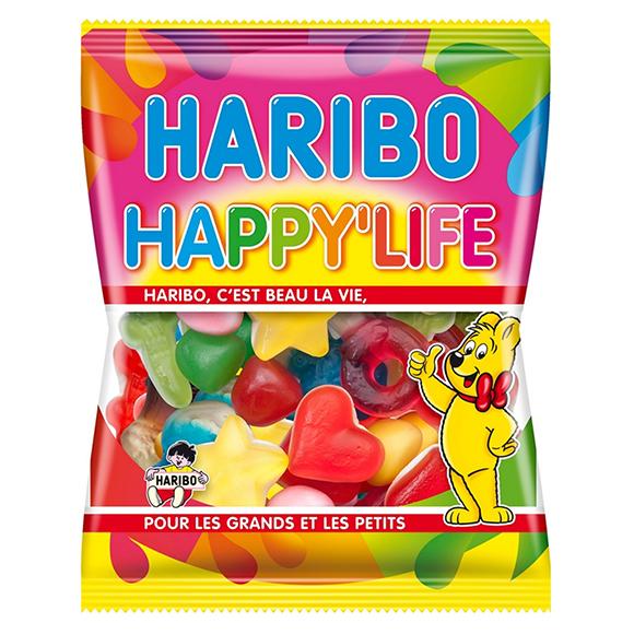 Happy life Haribo  sachet 30G