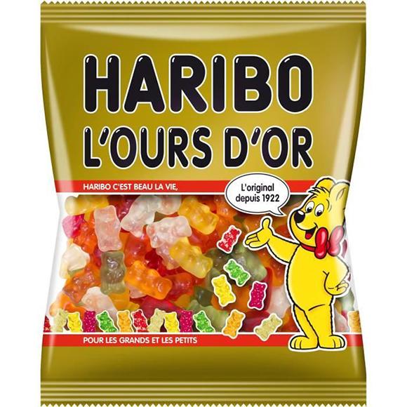 Ourson Haribo sachet 30g Haribo