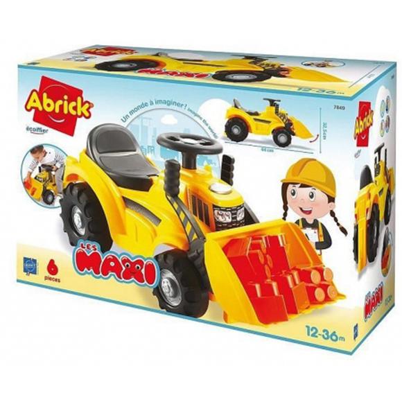 Porteur camion de chantier Abrick
