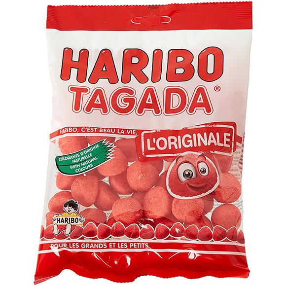 Tagada Haribo sachet 30g