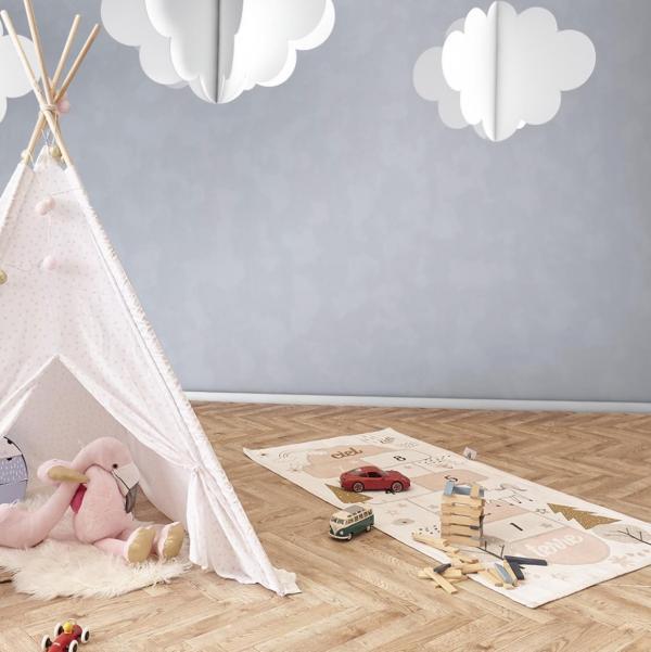 Tapis Marelle 140x70cm Home Déco Kids