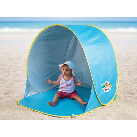 Tente plage anti UV