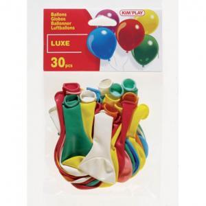 30 Ballons de baudruches