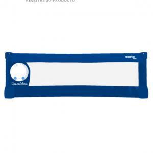 Barrière de lit 150 cm motif Lune bleue