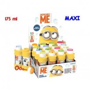 Maxi bulle de savon Minions 175ml