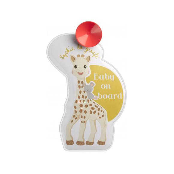 Flash Bébé à bord Sophie la girafe
