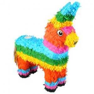 Piniata Lama  40x13.5x55 cm multicolore