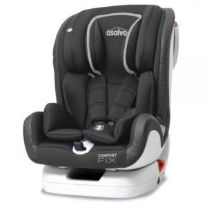 Siege auto Confort Fix gris groupe 1/2/3
