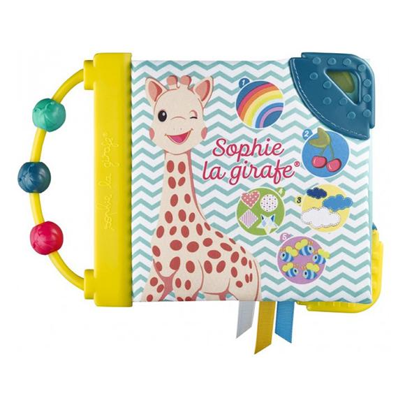 Livre d'éveil Sophie la girafe SOPHIE LA GIRAFE
